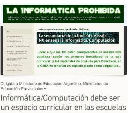 La Informática Prohibida (sitio web)