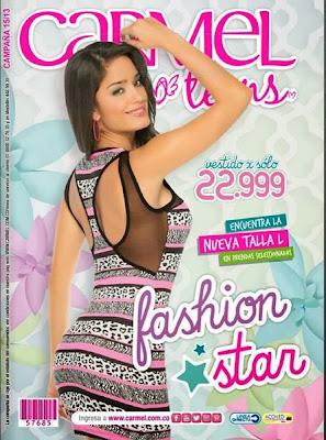 catalogo carmel 2013 ropa juvenil C-15