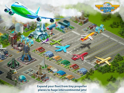 Airport City Mod Apk v4.3.2.1-screenshot-4
