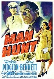 Watch Man Hunt Online Free 1941 Putlocker