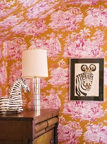 Eclectic Style in Interior Design - Designer Angie Hranowsky ...