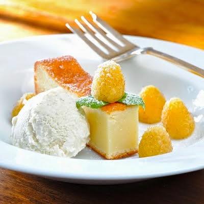 Parmesan Pound Cake
