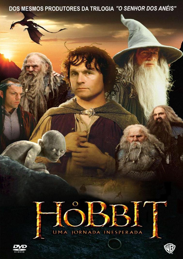 O Hobbit: Uma Jornada Inesperada (Dual Audio) R5 XviD