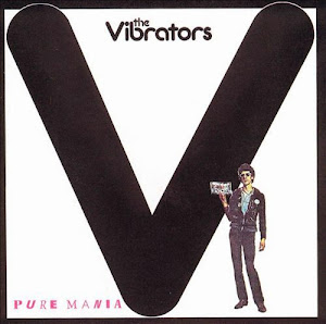 The Vibrators Pure Mania-1977-