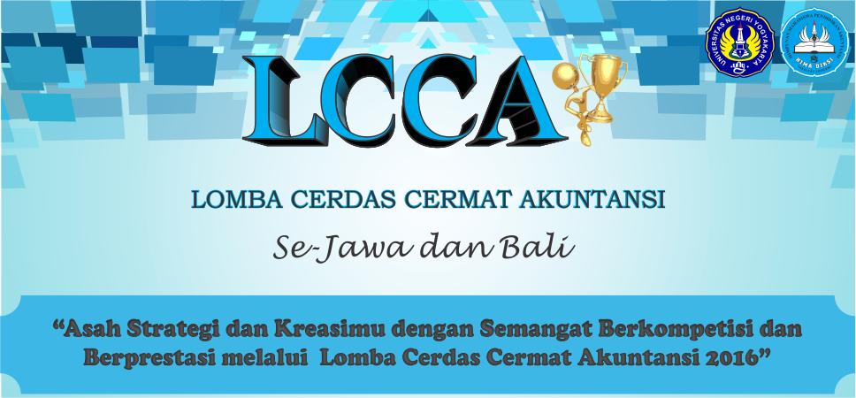 Lomba Cerdas Cermat Akuntansi Sma Smk Sederajat Se Jawa Bali Dan Quot Workshop Guru Quot 2016