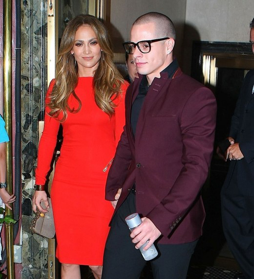 Casper Smart Hosts A Birthday Bash For JLo On A Yacht » Gossip | Jennifer Lopez | Casper Smart