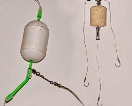 Ловля толстолобика на технопланктон - снасти