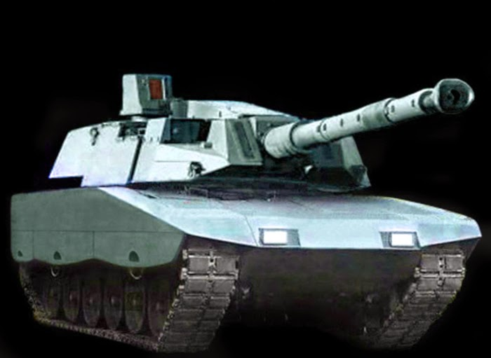 Prototype Medium Tank Pindad