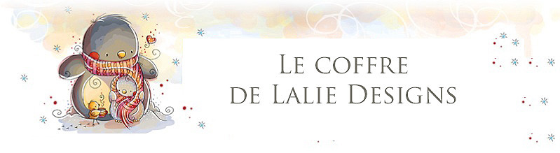 Le coffre de Lalie Designs