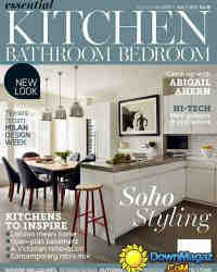 Essential Kitchen Bathroom Bedroom Home Interior Design Magazine July 2013 All In All Magazines