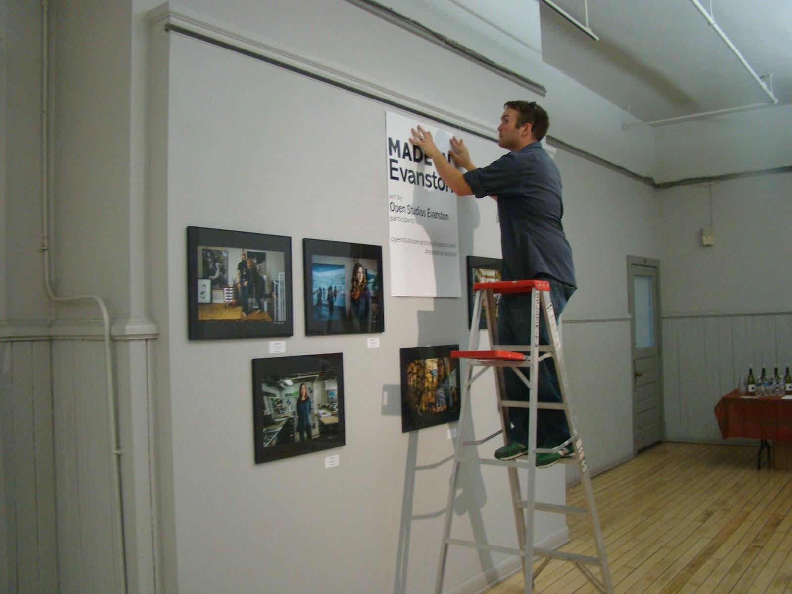 photos made in evanston exhibit