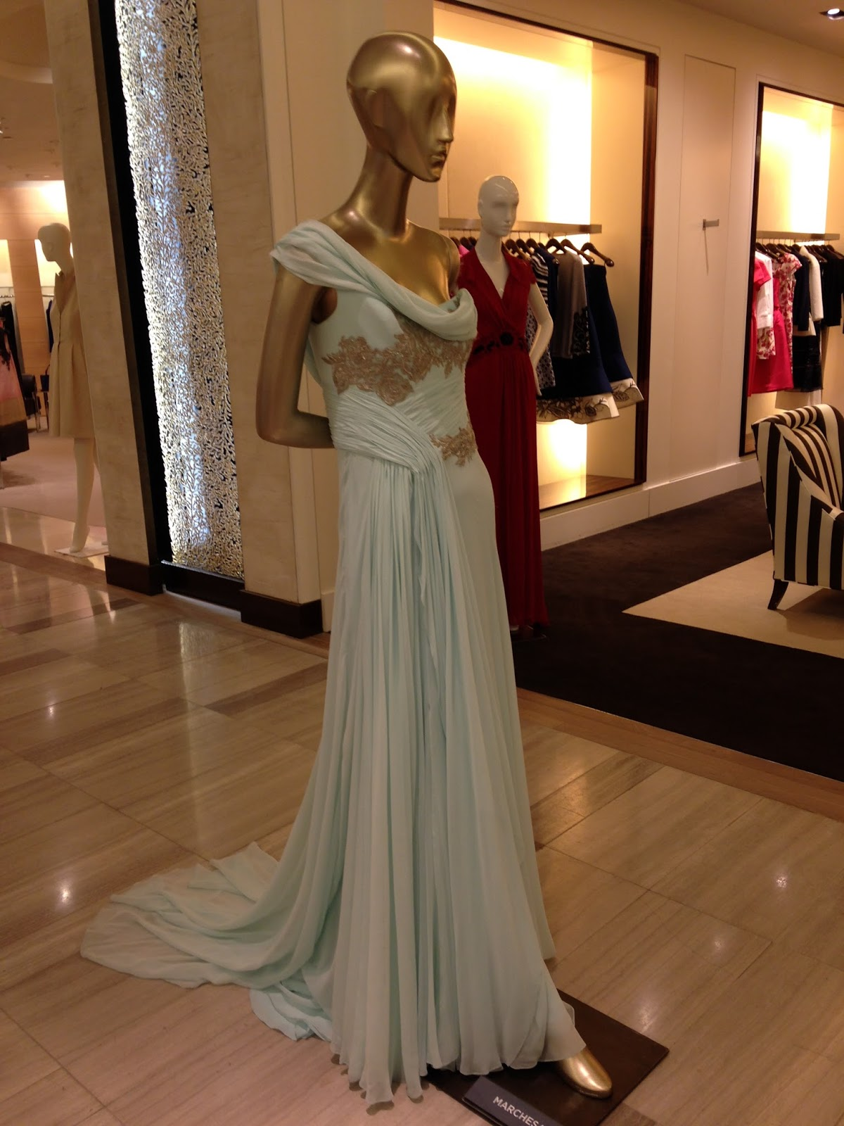 Saks Fifth Avenue Evening Gowns – Fashion design images