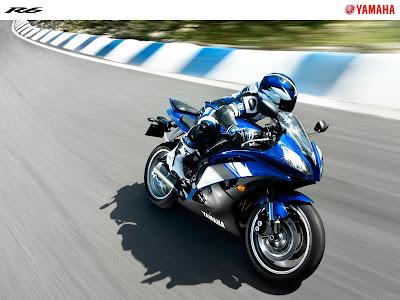 Yamaha R6 Wallpapers