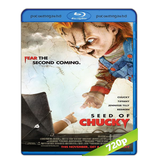CHILD'S PLAY SAGA COMPLETA|1988 2004|BRRIP 720P|AUDIO DUAL|LATINO/INGLES 5.1 (peliculas hd )