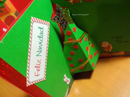 Noviembre 2013 english for champions - Como hacer targetas de navidad ...
