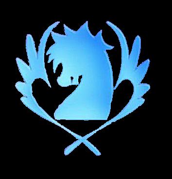 Les personnages Blue_pegasus_symbol