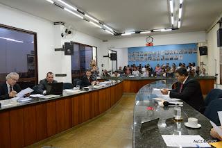 Sessão do dia 29/05/2012 da Câmara de Vereadores de Teresópolis