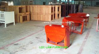 Nhà máy Lộc Lâm Furniture