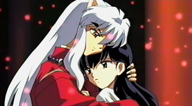 inuyasha and kagome's baby