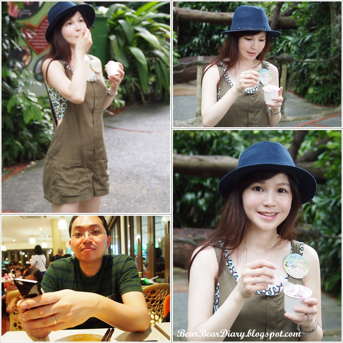 what to wear in singapore zoo