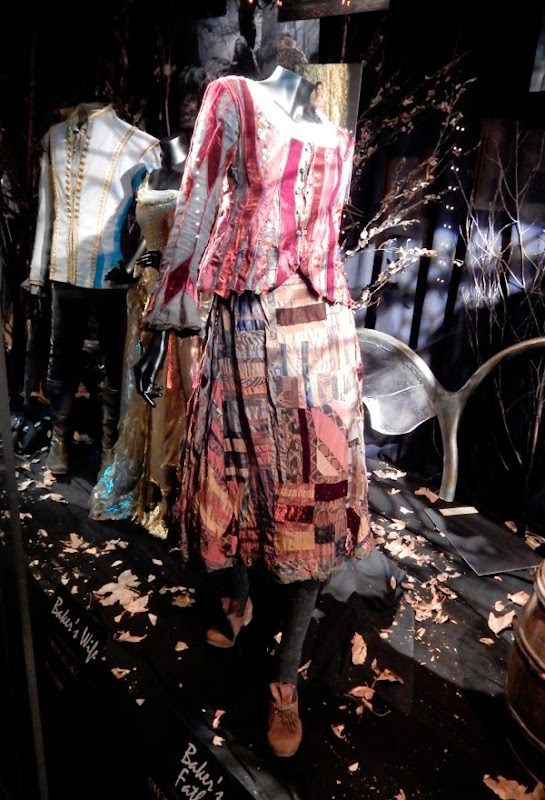 Baker's Wife Into the Woods film costume