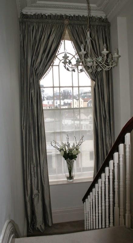 Italian curtains design