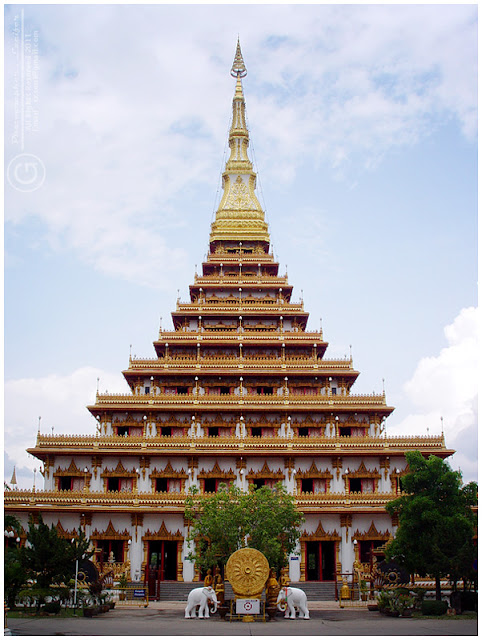 Photograph Wat Temple Khonkaen