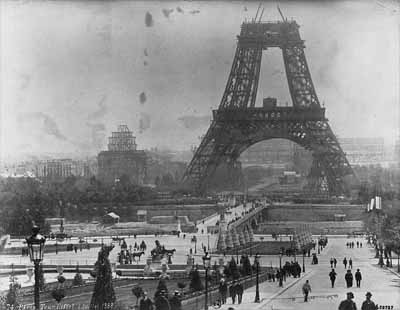 Picture  Eiffel Tower on French A La Beach  Old Powerful Eiffel   Visit It S Grandeur