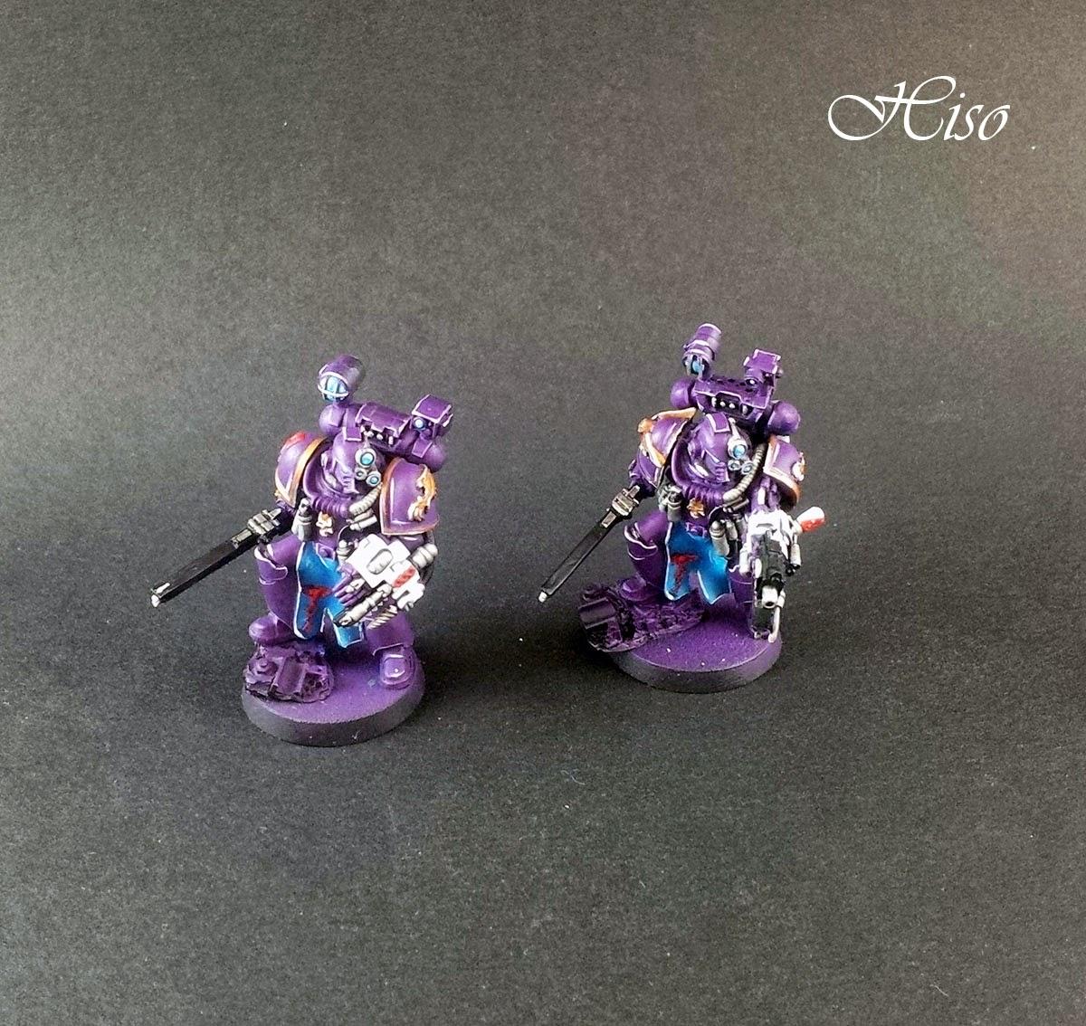 Emperors Children pre Heresy