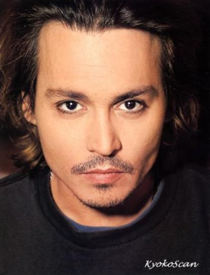 Young Style Model: Johnny Depp