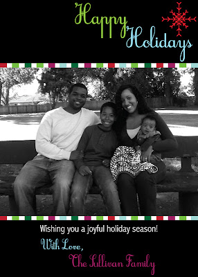 Our Holiday Card 2011 & More