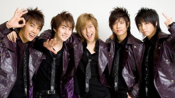 Top Kpop Music Ss501 Members Profile