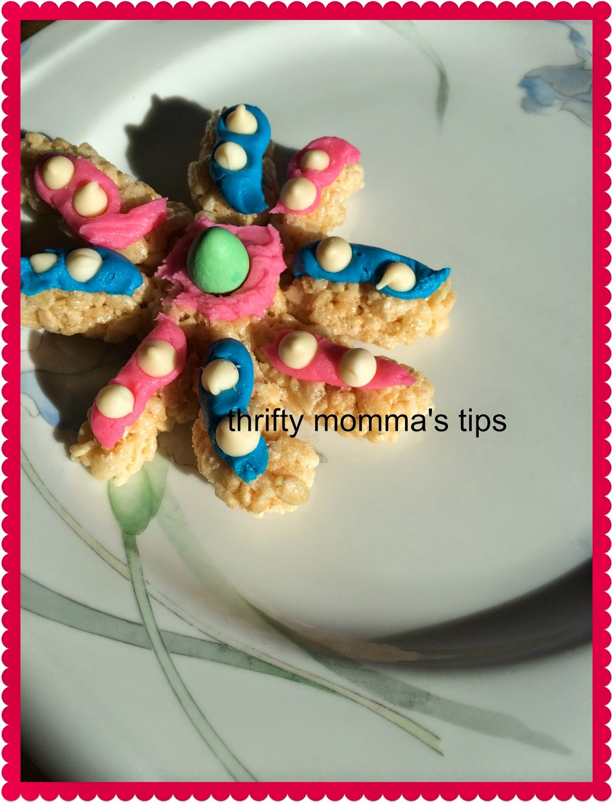 fun_spring_designs_for_Rice_Krispies