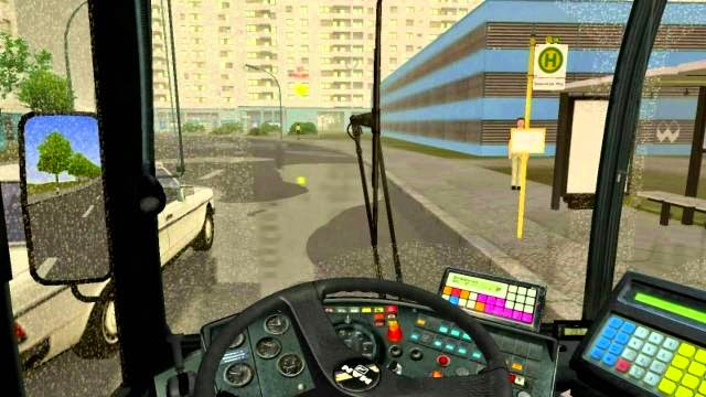 Bus Simulator 2008 PC Games Screenshots