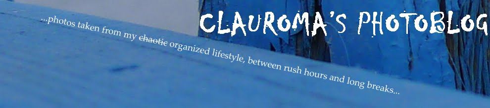 Clauroma's PhotoBlog