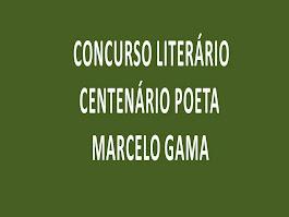 PRÊMIO CENTENÁRIO POETA MARCELO GAMA