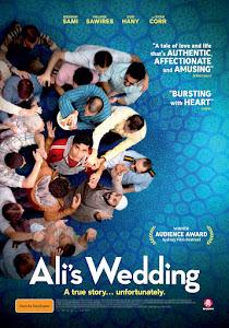 Ali's Wedding Poster