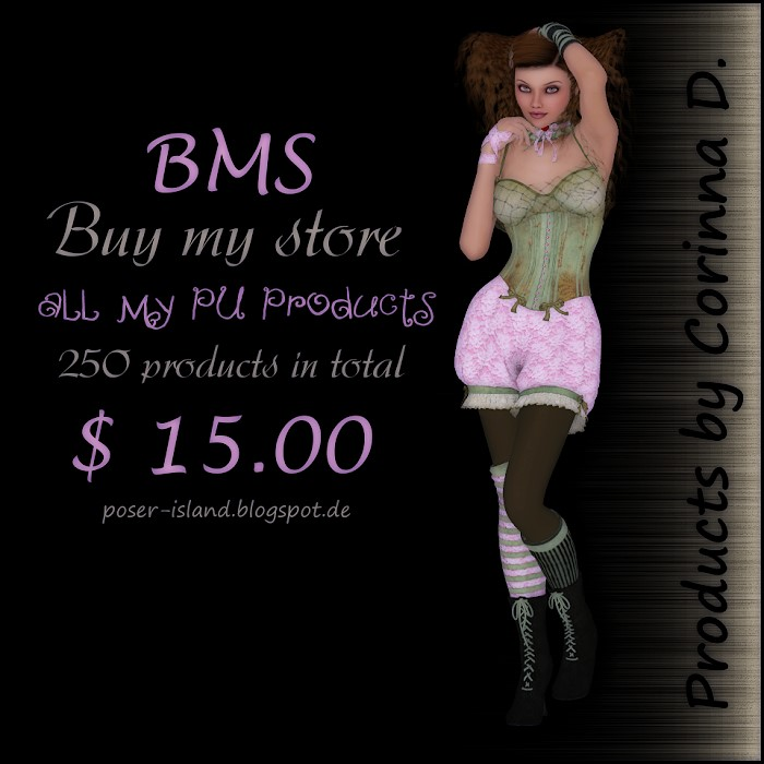 BMS - Buy my store