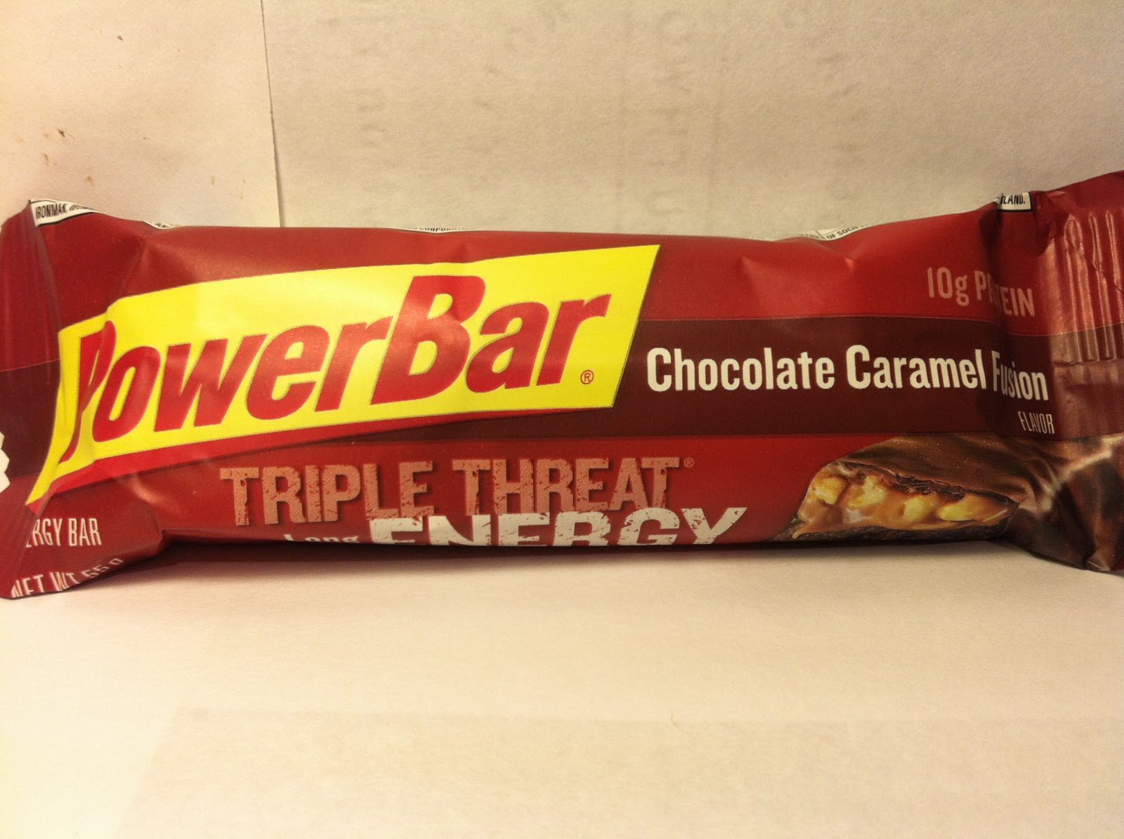 Power Bar Chocolate Caramel Fusion