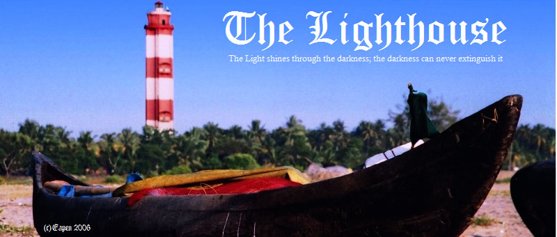 The Lighthouse: Hope@Last!