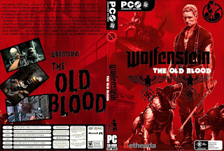 Capa Wolfenstein The Old Blood PC