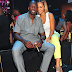 Chad Ochocinco Kisses Evelyn Lozada