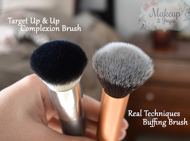 Target Up and Up Complexion Brush Review