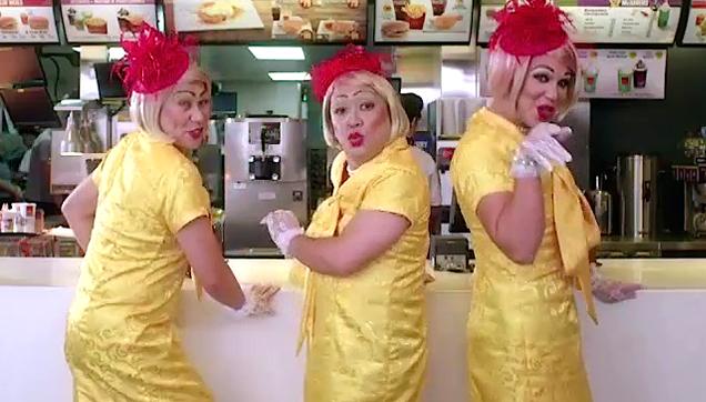 New McDonald's TVC Featuring Kalye Serye Lolas