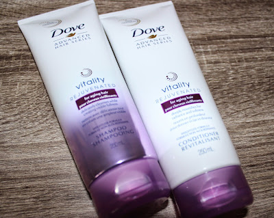 Dove Vitality Rejuvenated System