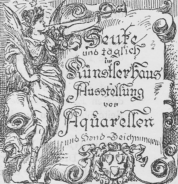 Exhibition Catalogues 1868 1888 Of The Kunstlerhaus
