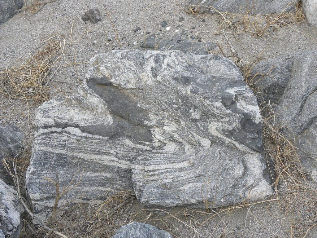 Black Mountains Gneiss-Death Valley