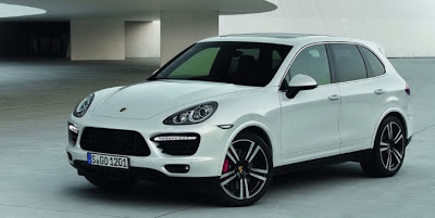 2014 Porsche Cayenne Turbo S US Pricing Announced
