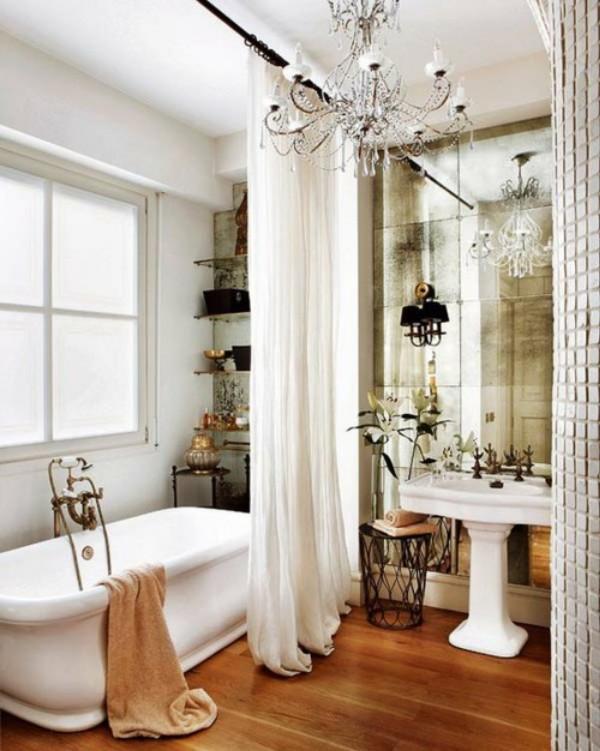 Lamparas Baño Vintage:Comodoos Interiores -Tu blog de Decoracion-: Lámparas de Araña en el