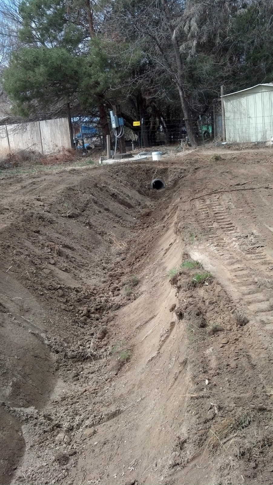 Impact Excavating Dirt Work Services For The Boise Nampa And